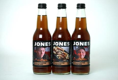 Jones Poutine soda