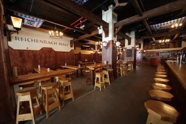 Reichenbach Hall - interior