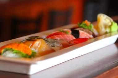 Billy Beach Sushi omakase sushi