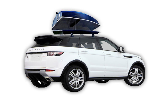This roof box can transform your road trip into a cruise