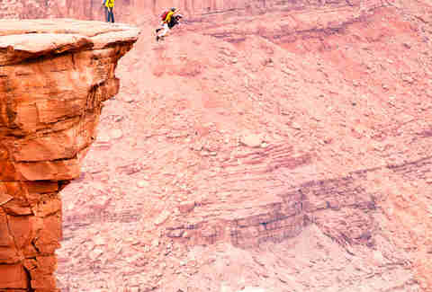Moab B.A.S.E Adventures Inset View #4