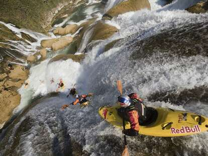 Kayak pic from ThrillOn.com
