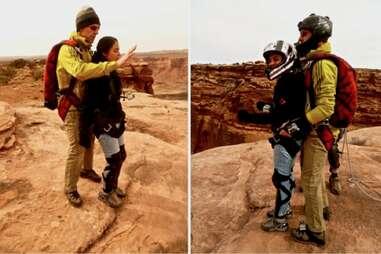 Moab B.A.S.E Adventures Instructor