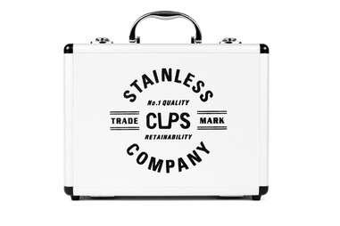 aluminum case for beer pong set