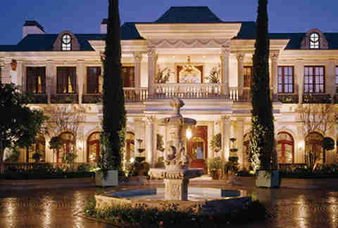 Le Belvedere Mansion - Bel Air, CA