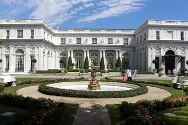 Rosecliff Mansions - Newport, RI