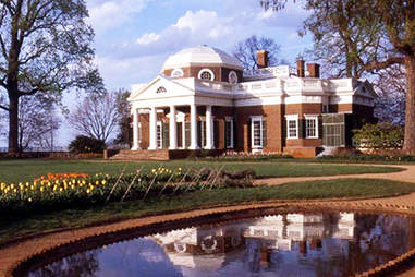 Monticello - Charlottesville, VA