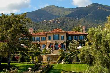 Picacho Lane Mansion - Montecito, CA