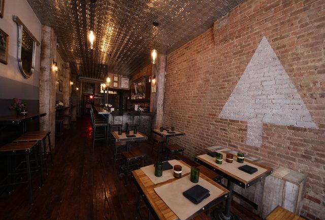 Cocktail bar, meet badass sandwich shop