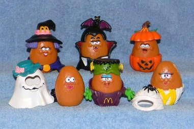 Halloween McNugget Buddies