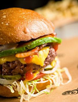 8 Oz Burger Bar