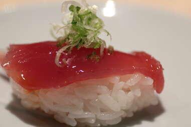 sushi at Nozawa Bar, Beverly Hills