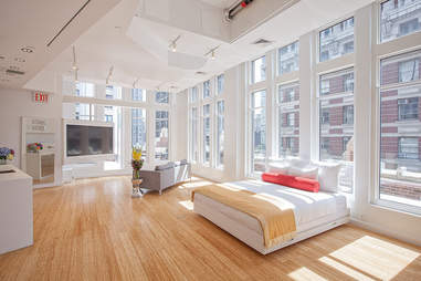 the penthouse at the flatiron hotel