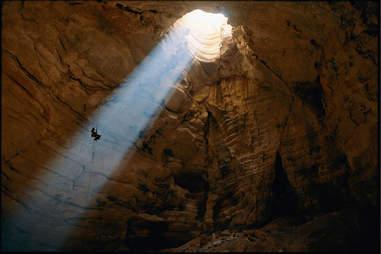 Majlis al Jinn Caves in Oman