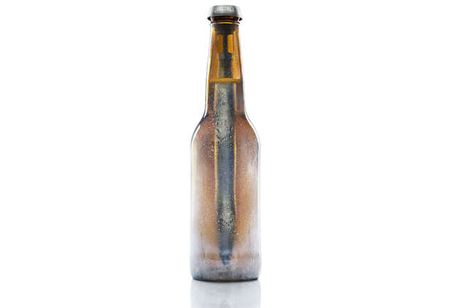 Keep your beers ice cold to the last drop