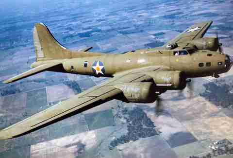 the b17 flying fortress