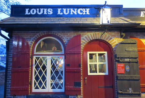 Louis' Lunch in New Haven