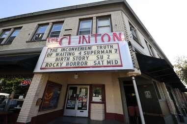 Clinton Street Theater in Portland