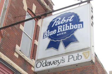 O'davey's Pub exterior