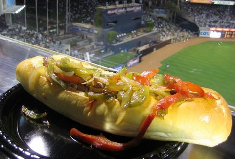 Sonoran Dog at PETCO Park
