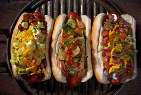 Loaded Dogs at Chase Field