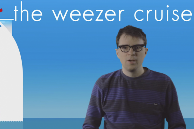 Being on a boat with Rivers Cuomo is the most normal thing on this list