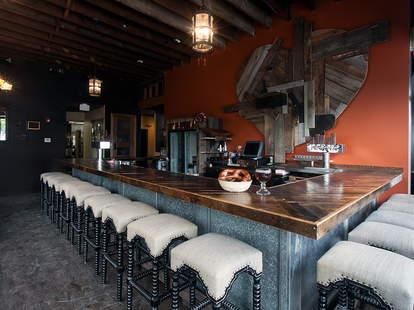 Bar at Bronwyn