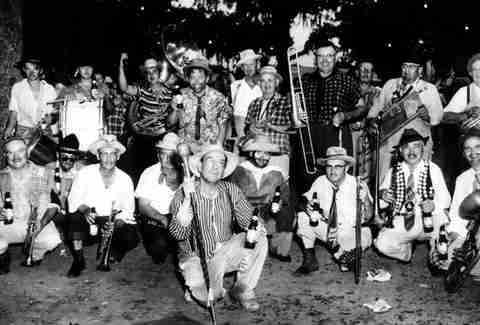 Shiner Hobo Band
