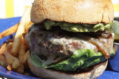 Battery Harris - the Battery Harris Burger
