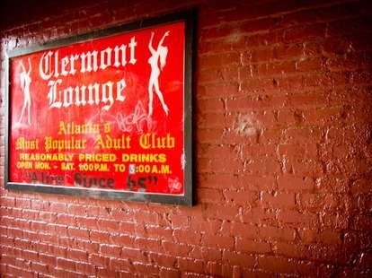 Atlanta's Clermont Lounge