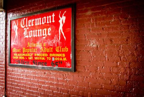 Atlanta's Clermont Lounge