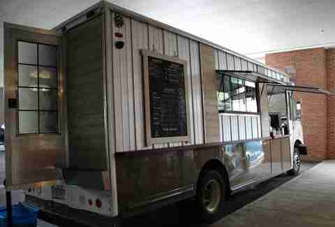 The Grindhouse food truck