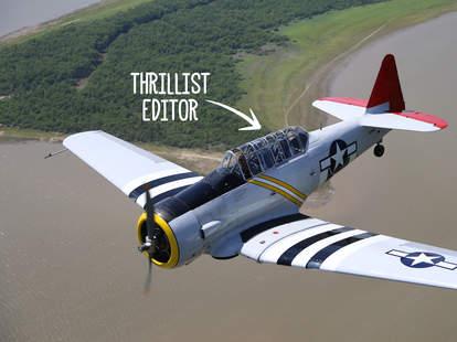 Warbirds Over Addison at the Cavanaugh Flight Museum