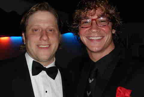Jake Szufnarowski and Peter Shapiro
