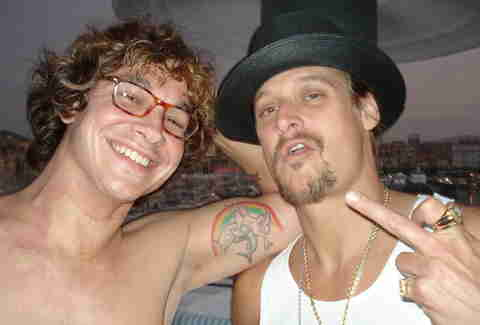 Jake Szufnarowski and Kid Rock