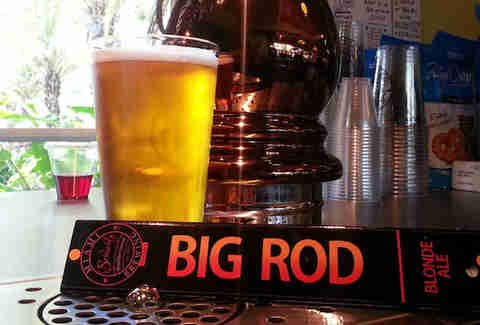 Schnelby Redland's Big Rod Blonde Ale