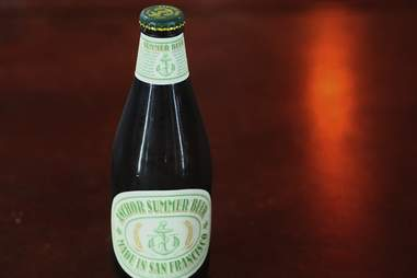 Anchor Brewing's Summer Beer