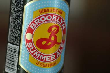 Brooklyn Brewery's Summer Ale