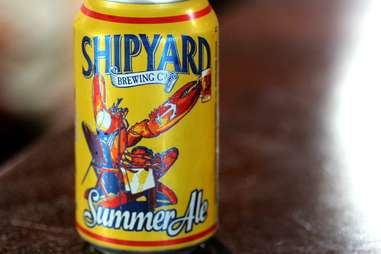 Shipyard Brewing's Summer Ale