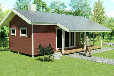 Glog Home Finnish sauna