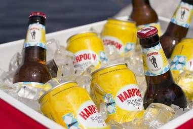 Harpoon Brewery's Summer Beer