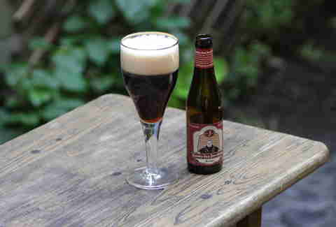 Bockor Brewery's Cuvee Des Jacobins Rouge