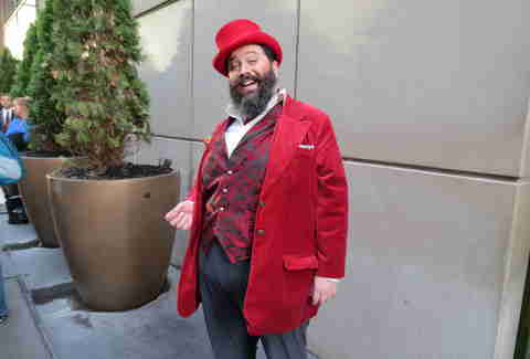 Greeter, Wine Enthusiast's Red and White Bash