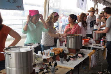 The Lone Star Chili Cook Off