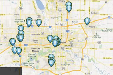 Mr. Arlo Map View