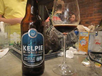 kelp seaweed ale