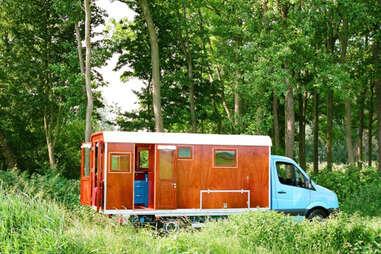 Tonke Fieldsleeper 1 Camper Exterior