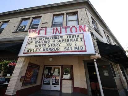 Clinton Street Theater Portland