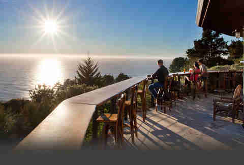 Treebones Resort Big Sur View