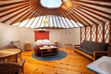 Treebones Resort Big Sur Interior